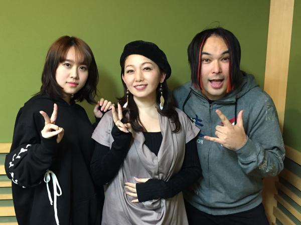 【告知】4/22(月)JUNKOがラジオ出演します_f0215487_00232426.jpg