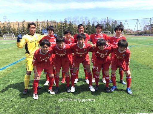 【CLUB YOUTH U-15】vs FC Enable April 20, 2019_c0365198_16110361.jpg