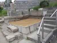長田墓地でお墓じまい_e0363711_08165207.jpg