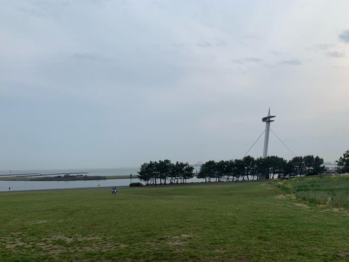 葛西臨海公園ナイトマラソンスプリングステージ_f0296312_18031414.jpg