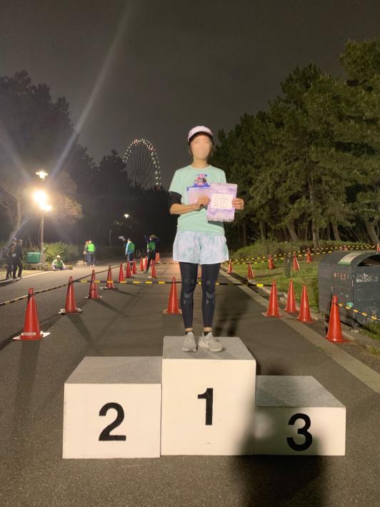 葛西臨海公園ナイトマラソンスプリングステージ_f0296312_19384596.jpg