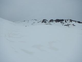 上はカリカリ、下はグサグサでギャフン…御嶽山_c0359615_20345308.jpg