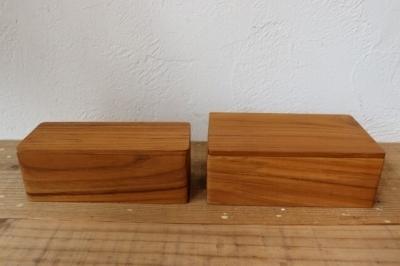 6/10 木製 チーク バターケース再入荷いたしました_f0325437_13422898.jpg