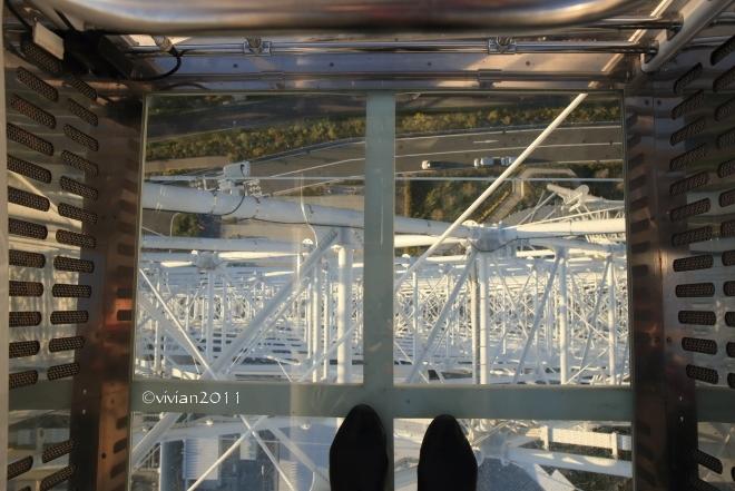 大阪 高さ日本一の大観覧車(レッドホース オオサカホイール) in 万博記念公園 _e0227942_21563068.jpg