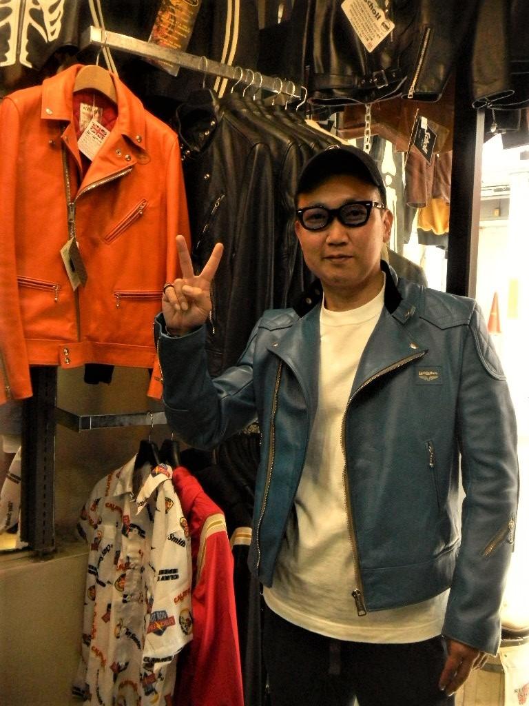 斉藤大史様(写真家)、ご来店ありがとうございます!_f0349544_14541944.jpg