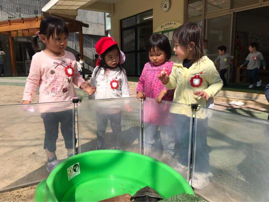 幼稚園楽しいよ〜^_^_f0324461_07074178.jpg