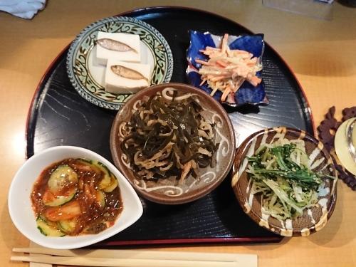 琉球小料理つぼや♪_c0100865_16195658.jpg