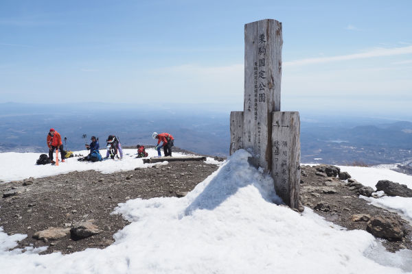 春の山歩き_e0068873_16311521.jpg