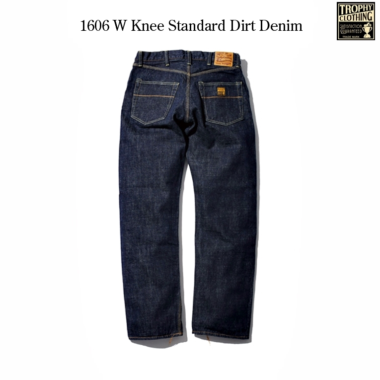 TROPHY CLOTHING Dirt Denim_c0204678_11561616.jpg
