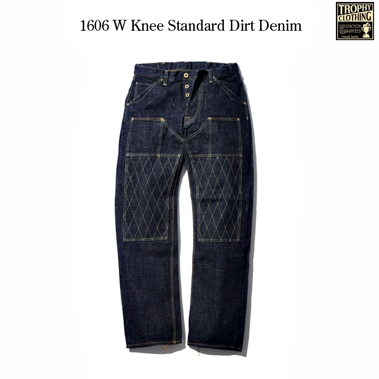 TROPHY CLOTHING Dirt Denim_c0204678_11561684.jpg