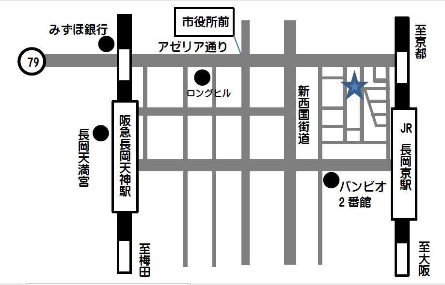 京都 hidamari アトリエまでの地図詳細_e0237680_10484698.jpg
