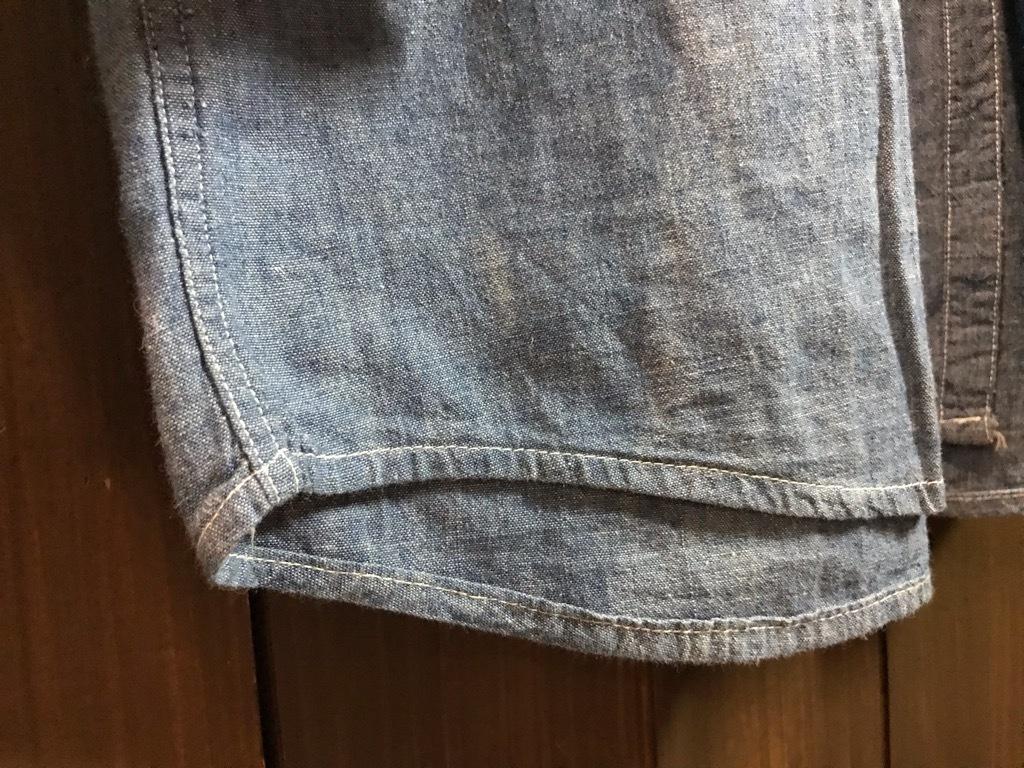 マグネッツ神戸店4/24(水)Vintage入荷! #1 Chambray Shirt!!!_c0078587_16350295.jpg