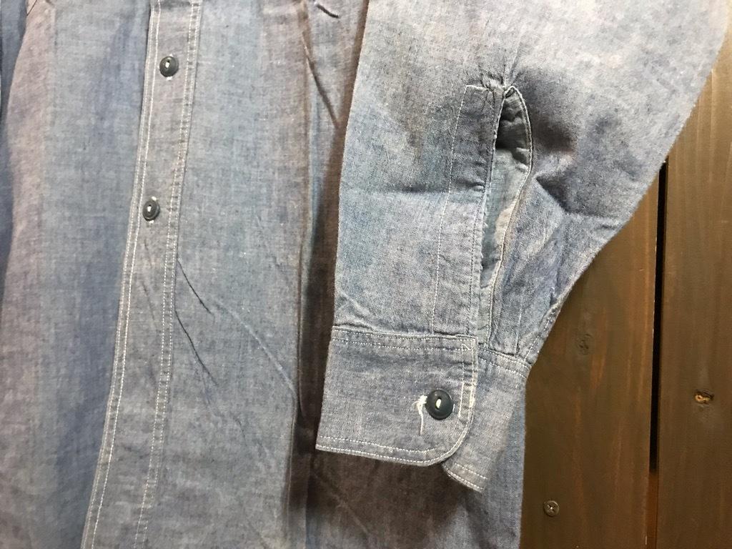 マグネッツ神戸店4/24(水)Vintage入荷! #1 Chambray Shirt!!!_c0078587_16350310.jpg