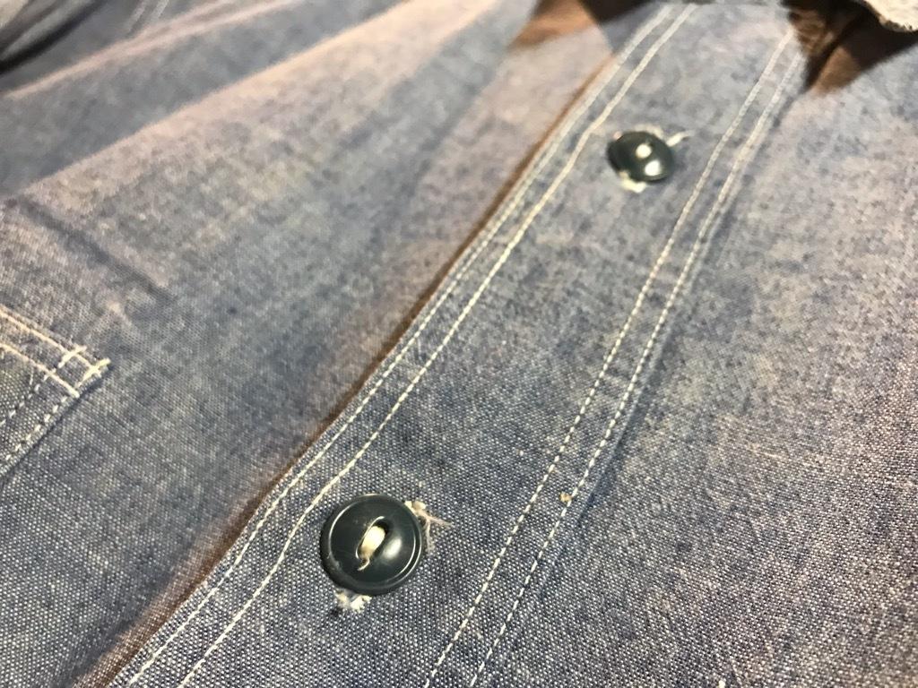 マグネッツ神戸店4/24(水)Vintage入荷! #1 Chambray Shirt!!!_c0078587_16350383.jpg