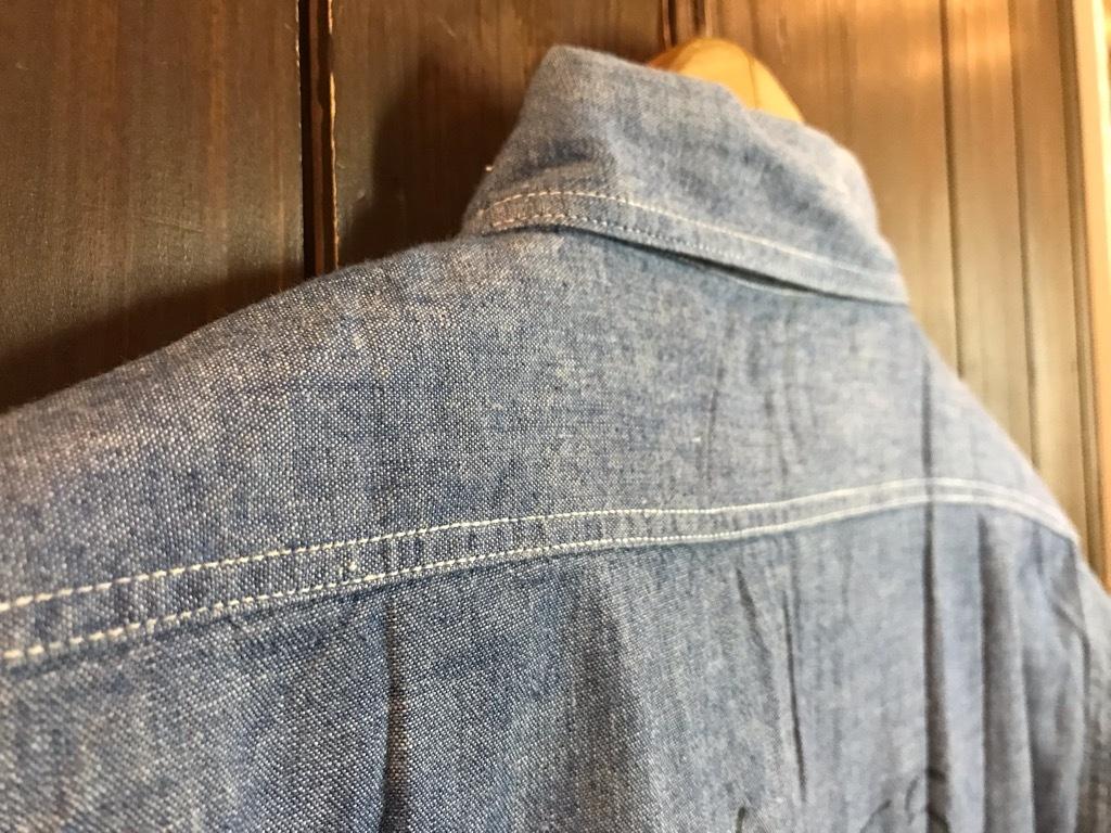 マグネッツ神戸店4/24(水)Vintage入荷! #1 Chambray Shirt!!!_c0078587_16372933.jpg