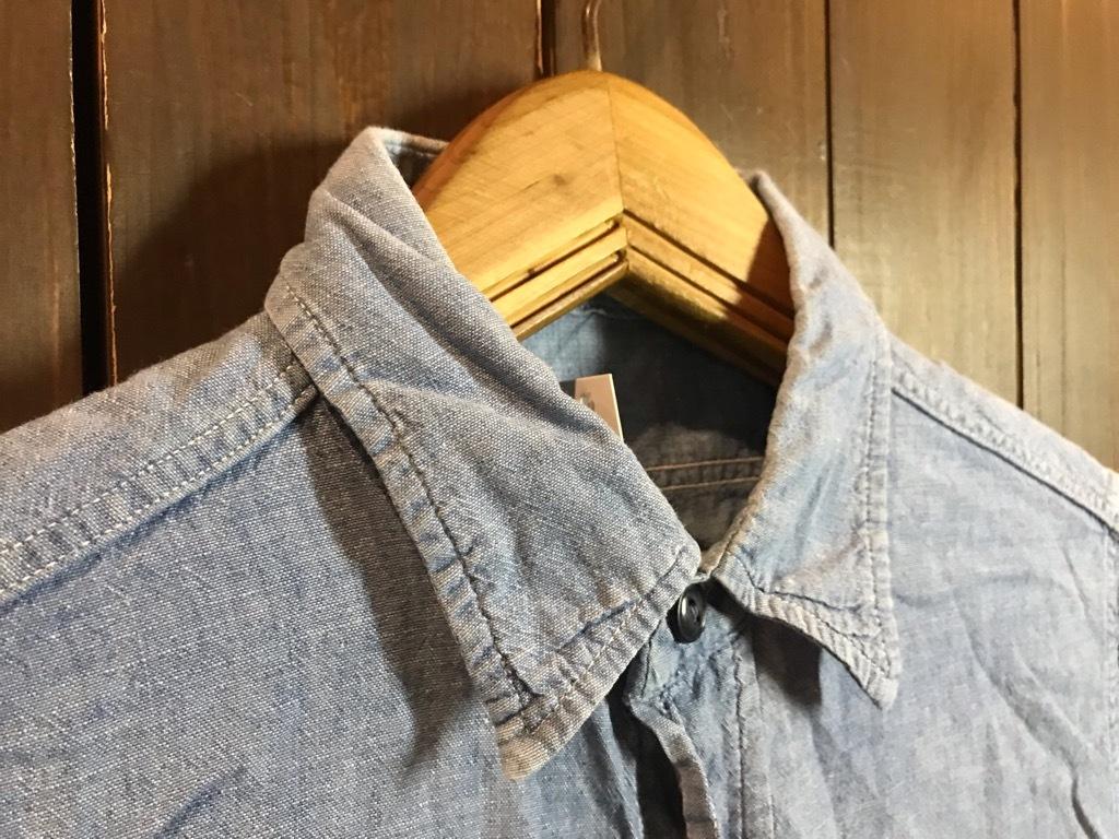マグネッツ神戸店4/24(水)Vintage入荷! #1 Chambray Shirt!!!_c0078587_16380125.jpg
