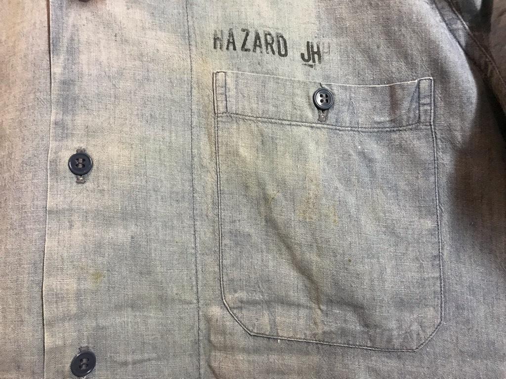 マグネッツ神戸店4/24(水)Vintage入荷! #1 Chambray Shirt!!!_c0078587_17193942.jpg
