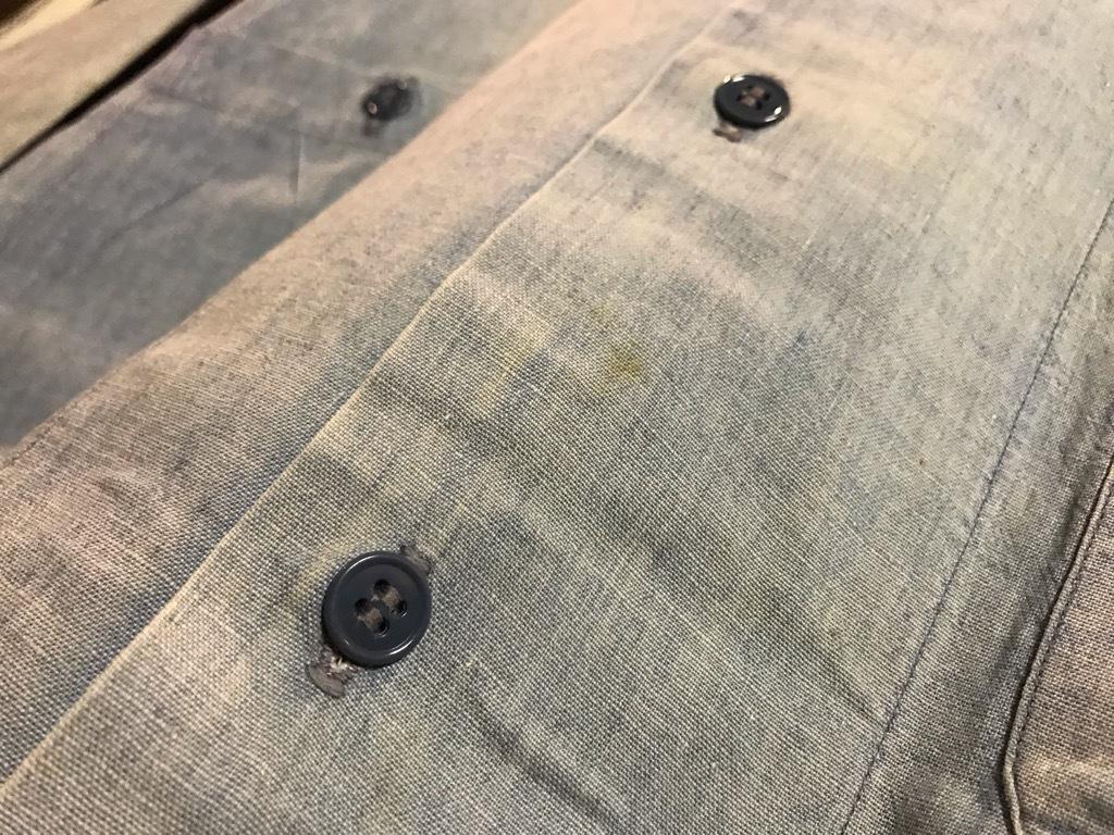 マグネッツ神戸店4/24(水)Vintage入荷! #1 Chambray Shirt!!!_c0078587_17193973.jpg