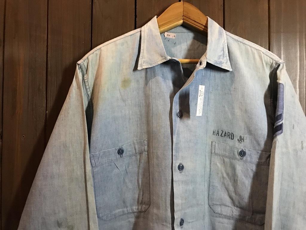 マグネッツ神戸店4/24(水)Vintage入荷! #1 Chambray Shirt!!!_c0078587_17194016.jpg