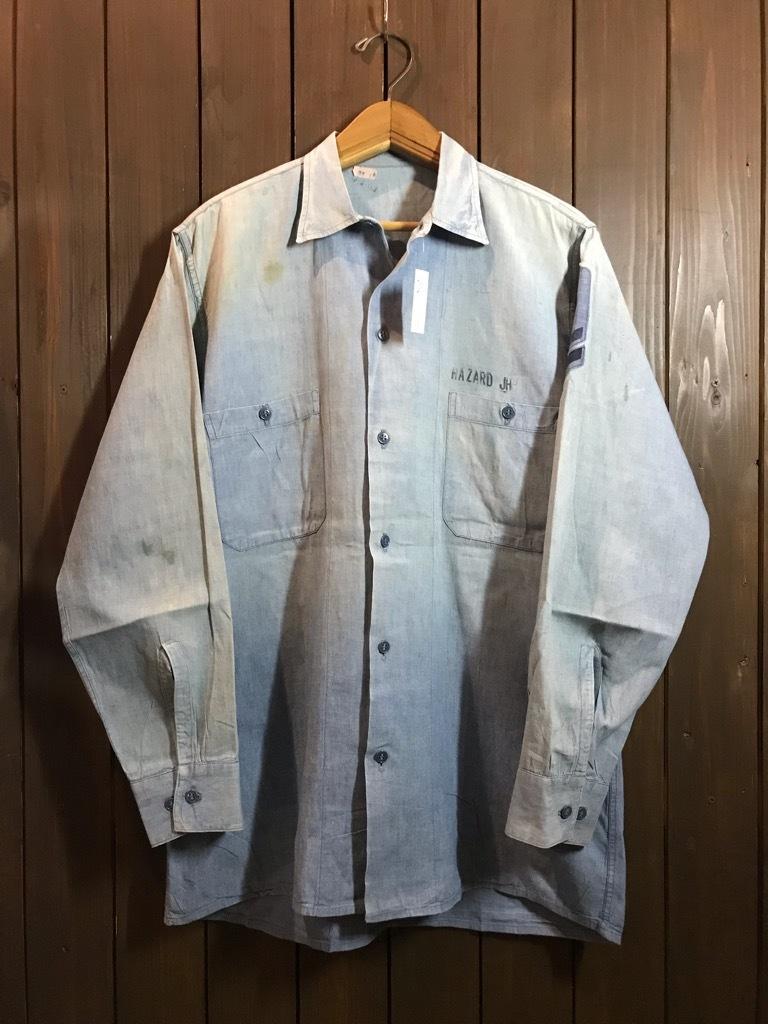 マグネッツ神戸店4/24(水)Vintage入荷! #1 Chambray Shirt!!!_c0078587_17194033.jpg