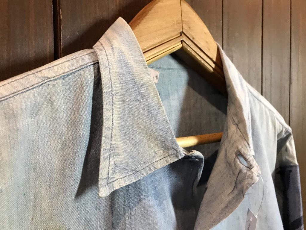 マグネッツ神戸店4/24(水)Vintage入荷! #1 Chambray Shirt!!!_c0078587_17194043.jpg