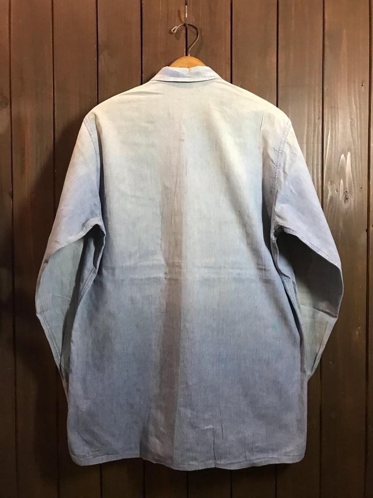 マグネッツ神戸店4/24(水)Vintage入荷! #1 Chambray Shirt!!!_c0078587_17194054.jpg