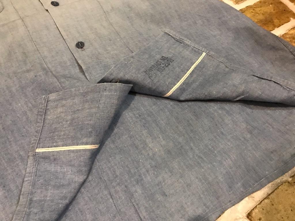 マグネッツ神戸店4/24(水)Vintage入荷! #1 Chambray Shirt!!!_c0078587_17200868.jpg