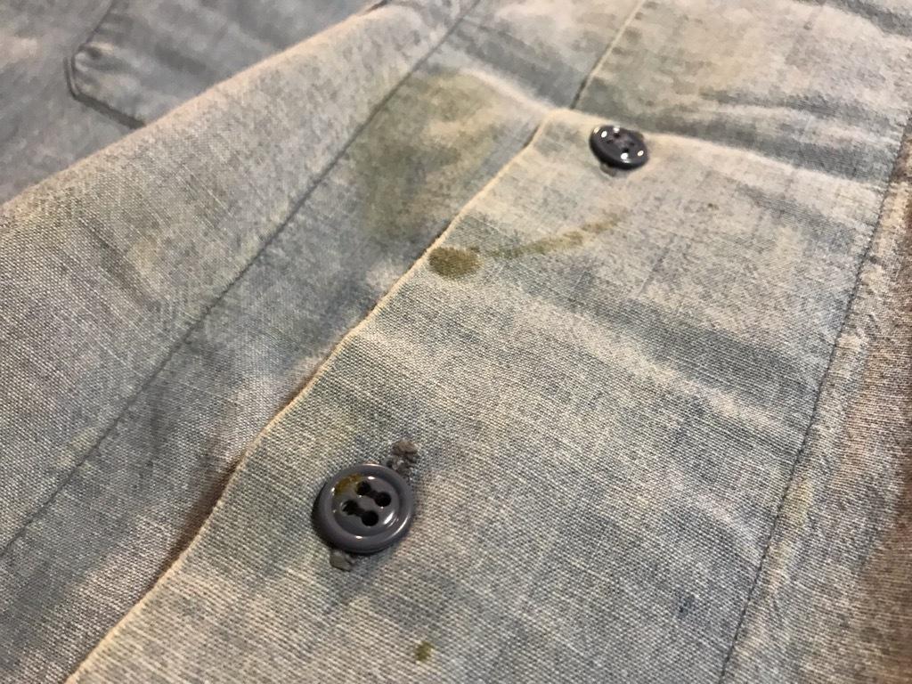 マグネッツ神戸店4/24(水)Vintage入荷! #1 Chambray Shirt!!!_c0078587_17203952.jpg