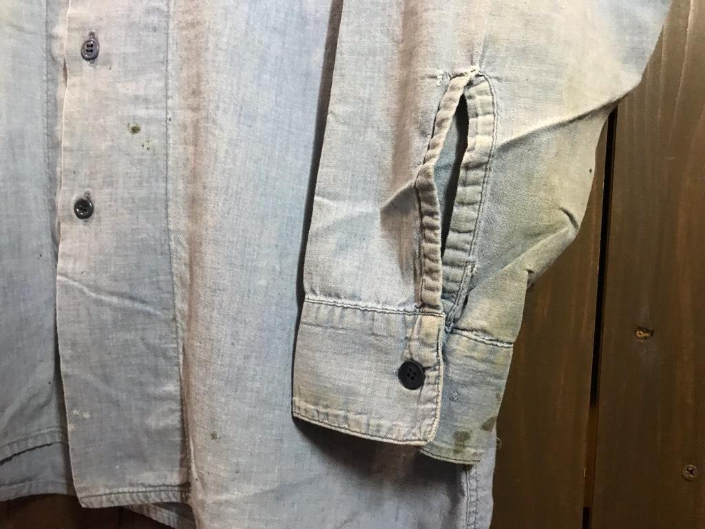 マグネッツ神戸店4/24(水)Vintage入荷! #1 Chambray Shirt!!!_c0078587_17204048.jpg