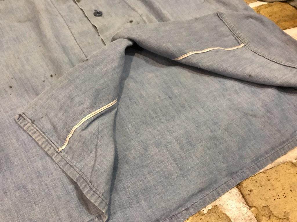 マグネッツ神戸店4/24(水)Vintage入荷! #1 Chambray Shirt!!!_c0078587_17223640.jpg