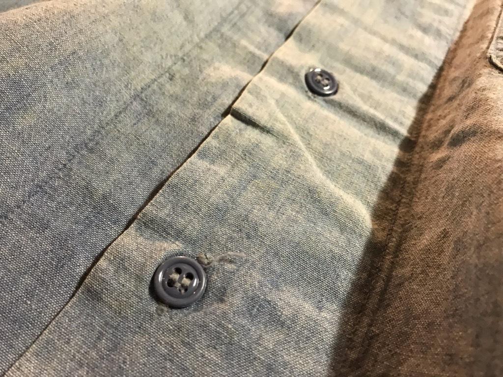マグネッツ神戸店4/24(水)Vintage入荷! #1 Chambray Shirt!!!_c0078587_17230169.jpg