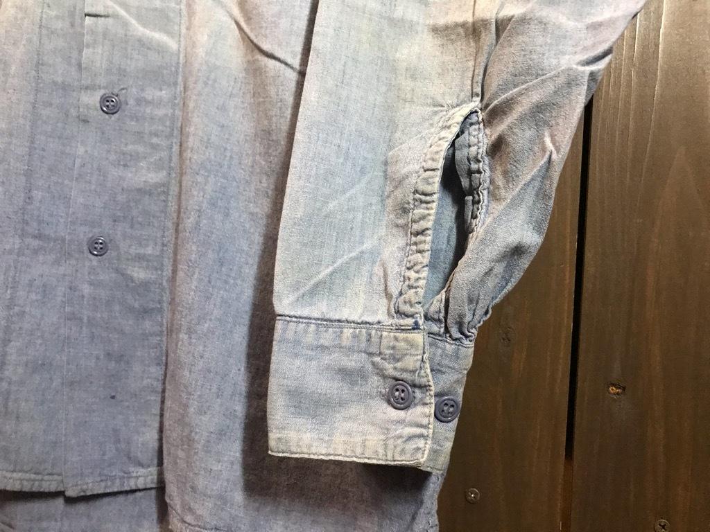 マグネッツ神戸店4/24(水)Vintage入荷! #1 Chambray Shirt!!!_c0078587_17230205.jpg