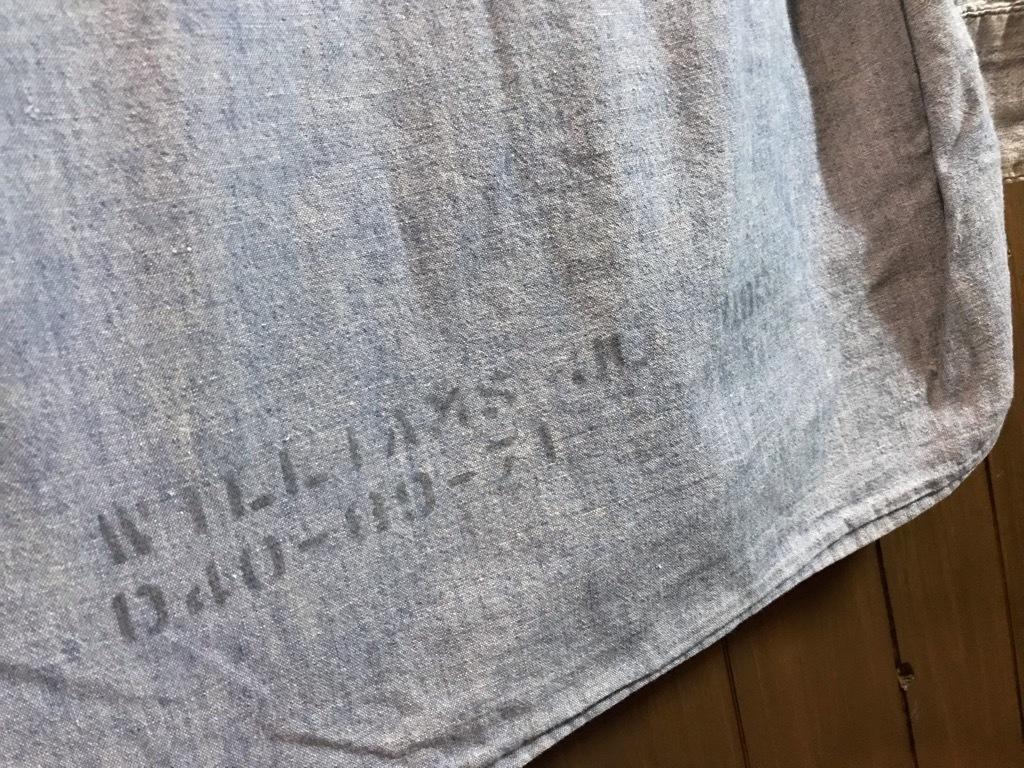 マグネッツ神戸店4/24(水)Vintage入荷! #1 Chambray Shirt!!!_c0078587_17230371.jpg