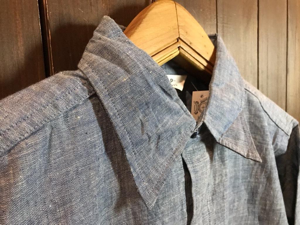 マグネッツ神戸店4/24(水)Vintage入荷! #1 Chambray Shirt!!!_c0078587_17240915.jpg