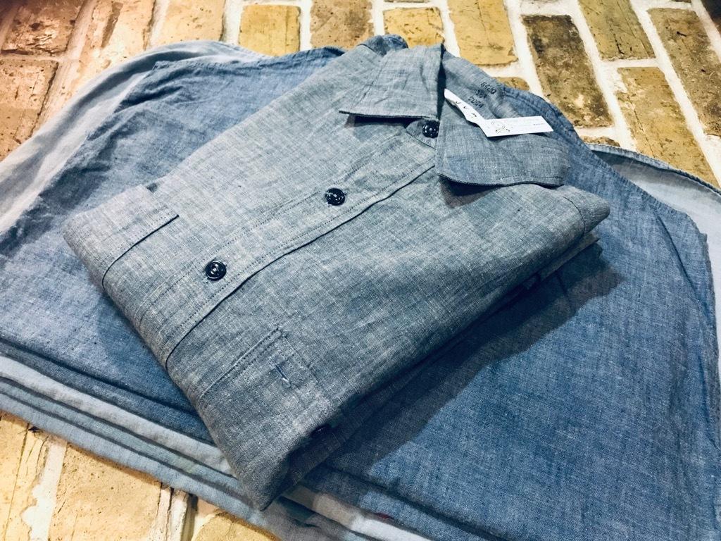 マグネッツ神戸店4/24(水)Vintage入荷! #1 Chambray Shirt!!!_c0078587_17241004.jpg