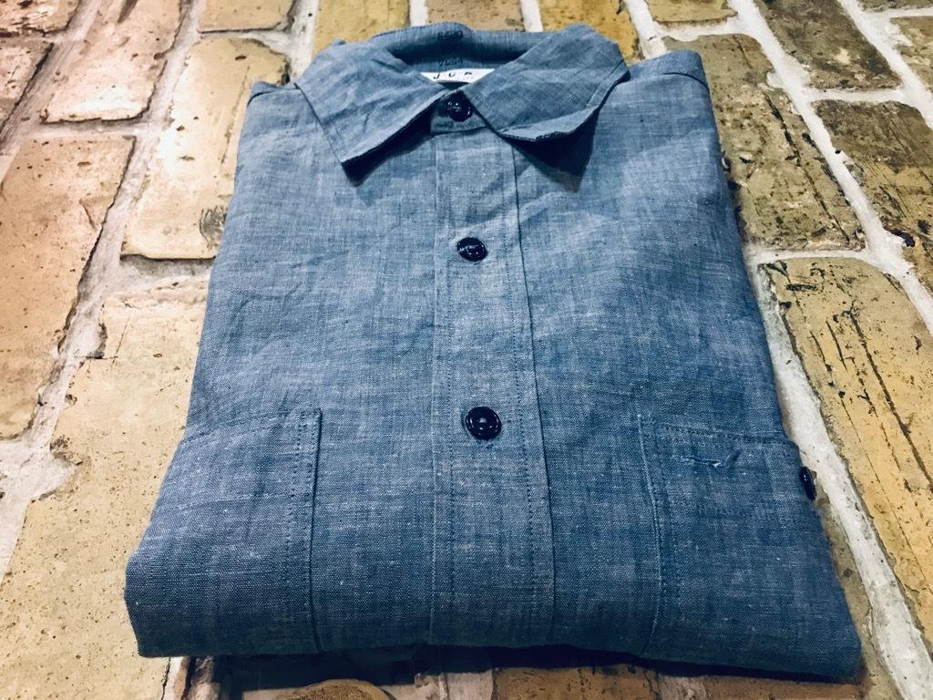 マグネッツ神戸店4/24(水)Vintage入荷! #1 Chambray Shirt!!!_c0078587_17241092.jpg
