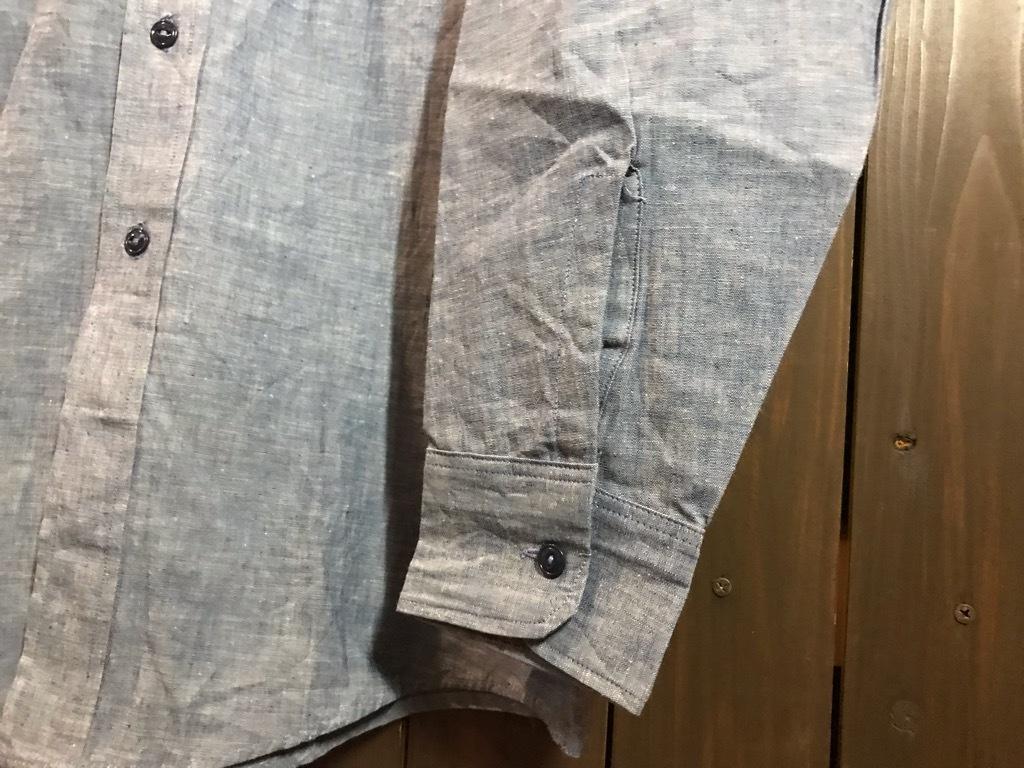 マグネッツ神戸店4/24(水)Vintage入荷! #1 Chambray Shirt!!!_c0078587_17252016.jpg