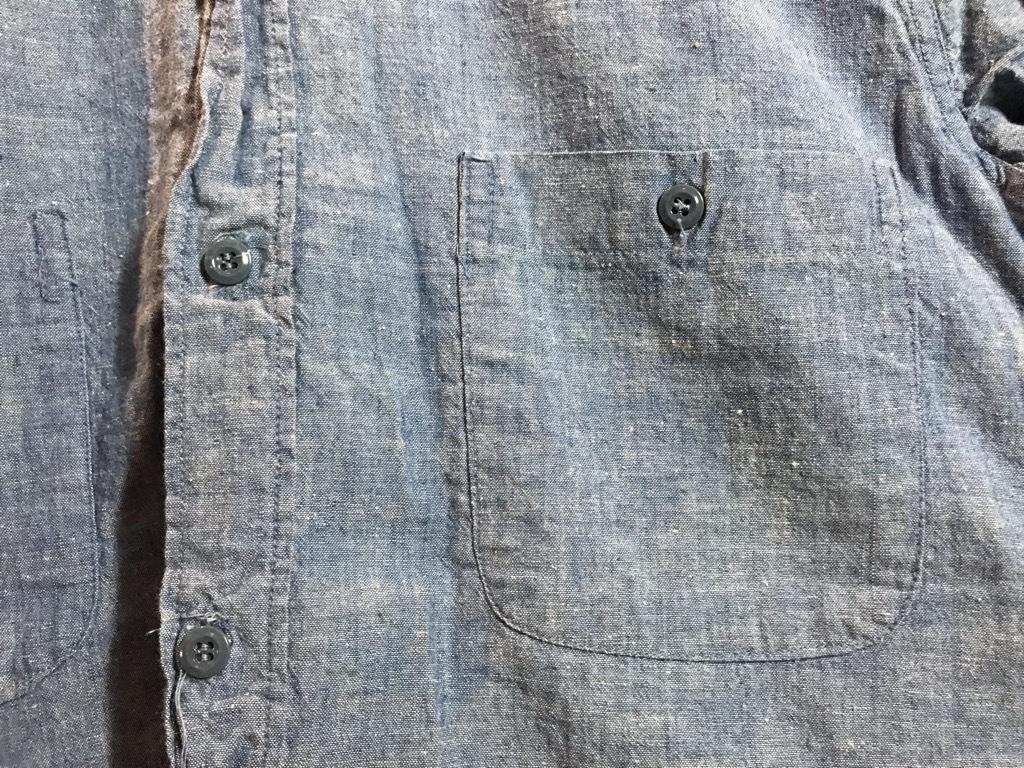 マグネッツ神戸店4/24(水)Vintage入荷! #1 Chambray Shirt!!!_c0078587_17260536.jpg