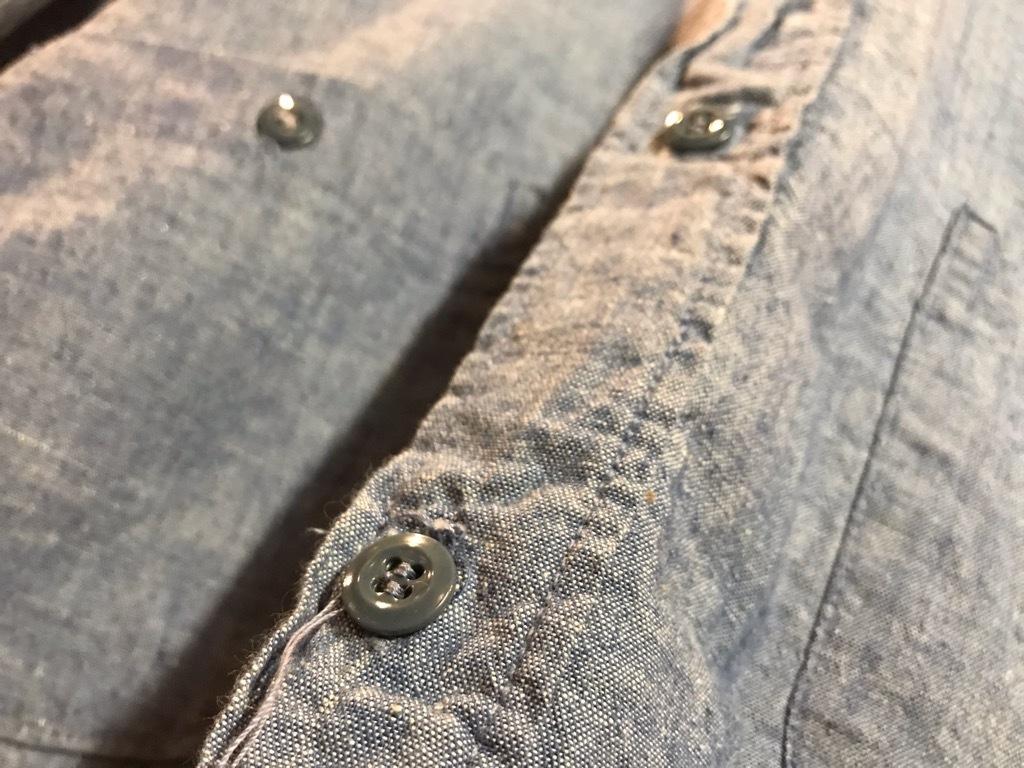 マグネッツ神戸店4/24(水)Vintage入荷! #1 Chambray Shirt!!!_c0078587_17260548.jpg