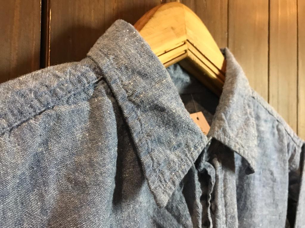 マグネッツ神戸店4/24(水)Vintage入荷! #1 Chambray Shirt!!!_c0078587_17260694.jpg
