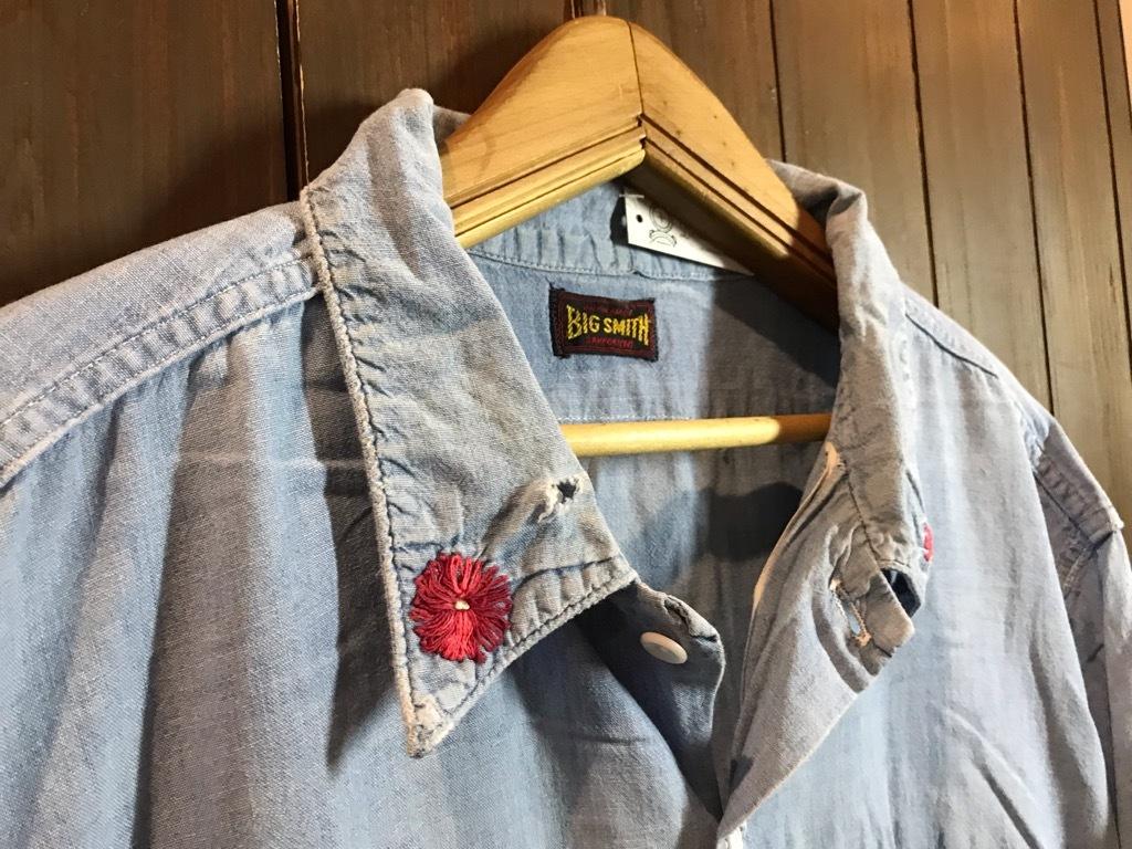 マグネッツ神戸店4/24(水)Vintage入荷! #1 Chambray Shirt!!!_c0078587_17272010.jpg