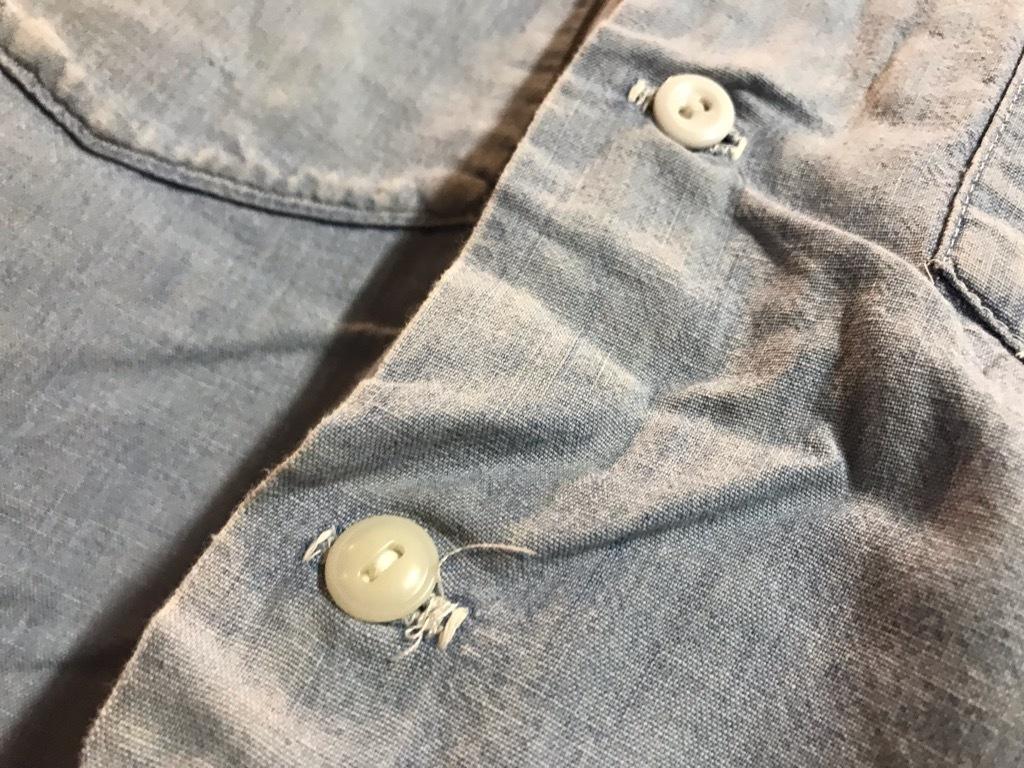 マグネッツ神戸店4/24(水)Vintage入荷! #1 Chambray Shirt!!!_c0078587_17272080.jpg