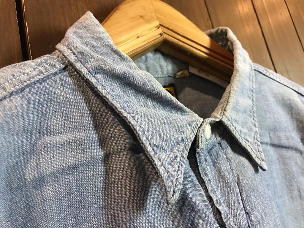 マグネッツ神戸店4/24(水)Vintage入荷! #1 Chambray Shirt!!!_c0078587_17291409.jpg