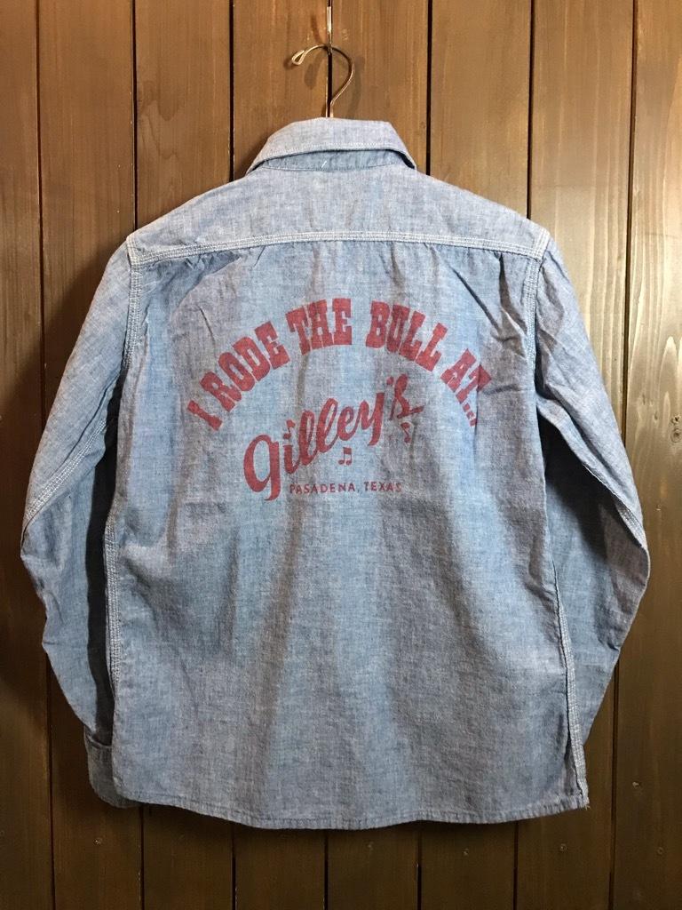 マグネッツ神戸店4/24(水)Vintage入荷! #1 Chambray Shirt!!!_c0078587_17303414.jpg