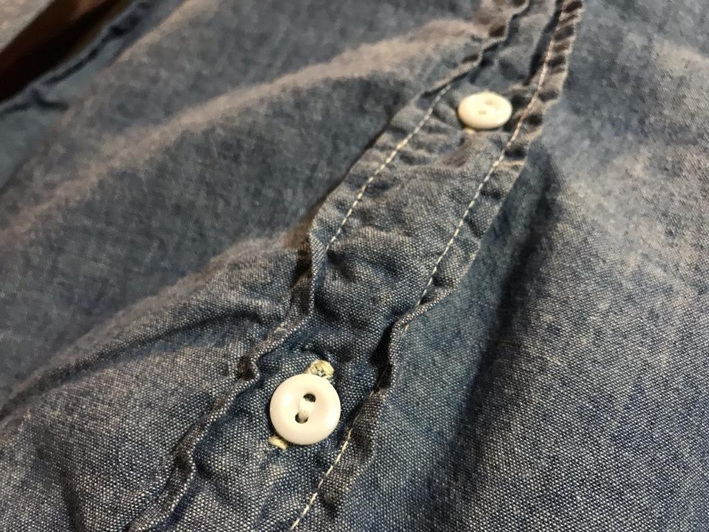 マグネッツ神戸店4/24(水)Vintage入荷! #1 Chambray Shirt!!!_c0078587_17303583.jpg