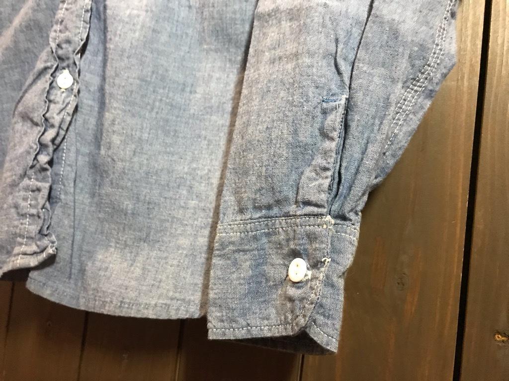マグネッツ神戸店4/24(水)Vintage入荷! #1 Chambray Shirt!!!_c0078587_17303587.jpg