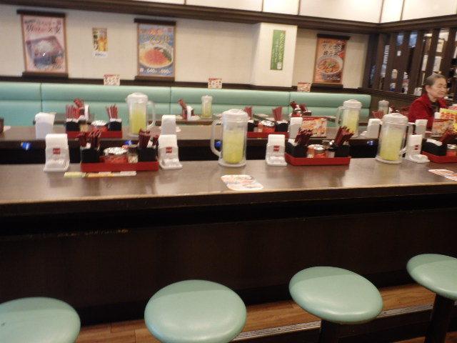 なか卯和風牛丼ミニ+はいから小うどん      新開地店_c0118393_10382179.jpg