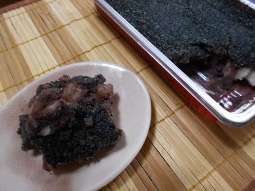 秋田名物「畠栄のあんごま餅」_f0019498_10512889.jpg