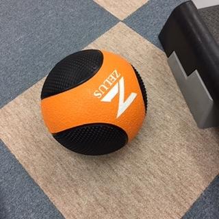 トレーニンググッズ メディシンボールで鍛えよう_b0179402_11005467.jpg