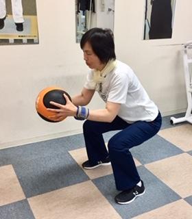 トレーニンググッズ メディシンボールで鍛えよう_b0179402_11142251.jpg